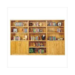 Martin Office Waterfall 70 H Bookcase Library Wall: Furniture