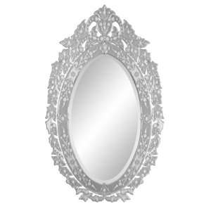 Venetian Gems Angela Large Venetian Wall Mirror Decor