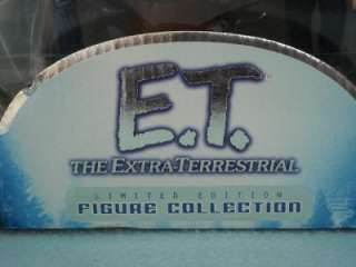 ET Extra Terrestrial Limited Edition Figure Collection