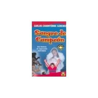 de Campeon (Spanish Edition) Paperback by Carlos Cuauhtemoc Sanchez
