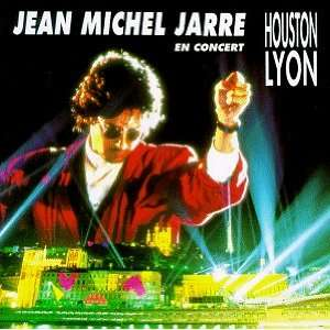 Jean Michel Jarre en Concert: Houston Lyon: Jean Michel Jarre: Music