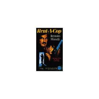 Rent a Cop [VHS]: Burt Reynolds, Liza Minnelli, James