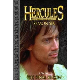 Hercules The Legendary    Season 6 ~ Michael Hurst, Kevin
