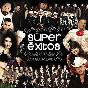 Super Exitos Lo Mejor Del Ano, Varios Artistas Latin
