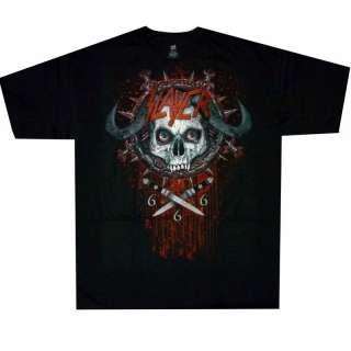 Skull Knives Official T SHIRT XXL 2XL heavy Metal T Shirt NEW