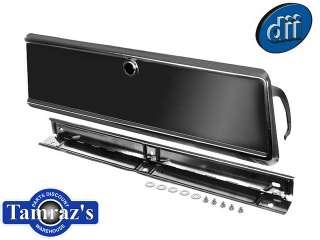 66 67 Chevy II Nova Dash Board Glove Box Door Assembly