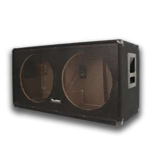 Seismic Audio   Empty 215 Bass or Guitar Speaker Cabinet