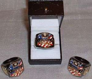 WWE UNITED STATES Championship Replica Finger RING