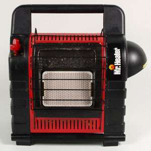 Mr. Heater MH9B Portable Propane Buddy Heater 9000 BTU