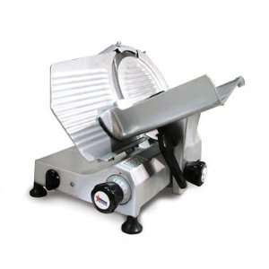 FMA Omcan Food Machinery (300E) Commercial Deli Meat Cheese Slicer