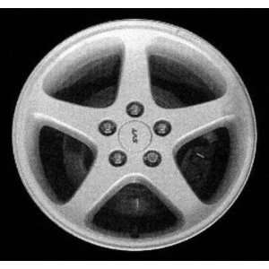 03 FORD MUSTANG ALLOY WHEEL RIM 17 INCH, Diameter 17, Width 9 (5 SPOKE