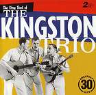 RARE TIME LIFE BEST OF THE KINGSTON TRIO GREATEST HITs CD SIXTIES FOLK