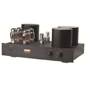 JD202BRC   Integrated Stereo Tube Amplifier in Black Electronics