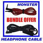 cable for Dr Dre Monster Beats Studio headphone + iSoniTalk