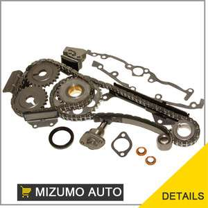 91 99 Nissan 200SX NX1600 Sentra 1.6L GA16DE DOHC Timing Chain Kit