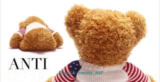 NEW Vintage Style American Classic Plush Teddy Bear Doll Toy Brown 25