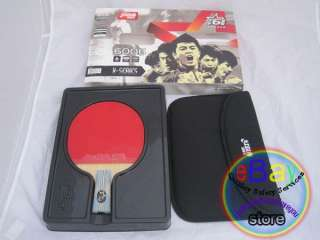 Table Tennis Paddle Racket Bat Penhold DHS X 6006 New