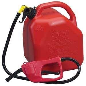 Moeller 5 Gallon Flo N Go Fuel Transfer Tank Sports