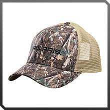 Pursuit Camo Mesh Baseball Cap Hat RZR RANGER Sportsman Hunting