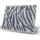 diy zebra laptop bling rhinestone crystal sticker skin $ 20 37 time