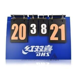 DHS F2004 Top Game Table Tennis Scoreboard, For 28th Athens Olympic