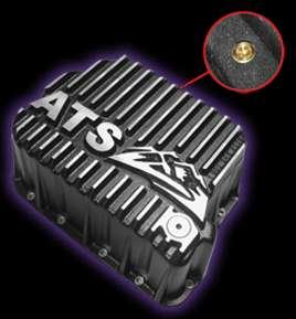 03 04 05 06 Dodge Cummins 5.9 ATS transmission 48RE