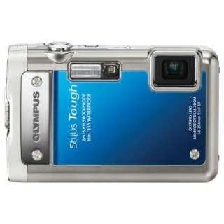 14MP Waterproof Shockproof Digital Camera Blue 050332174887